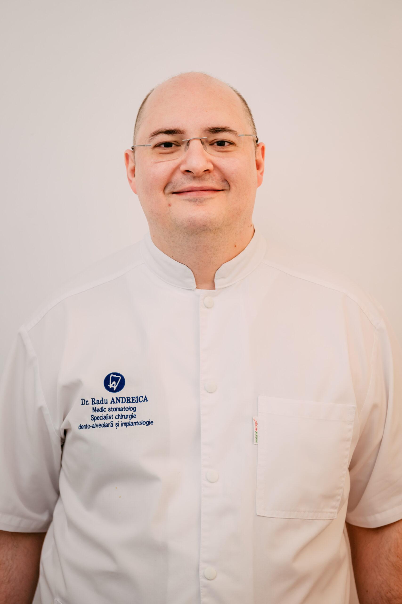 Dr. Andreica Radu